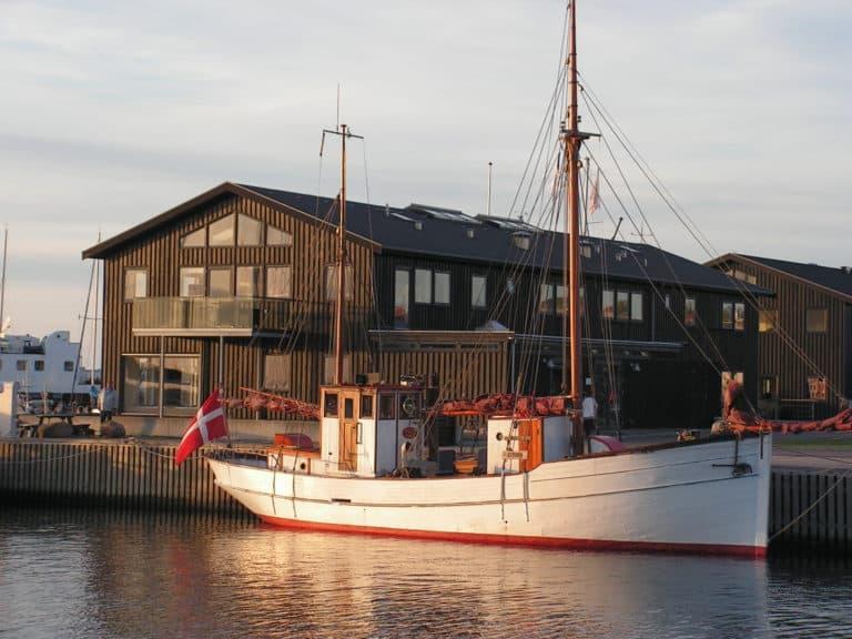 Fra KIVIOQS besøg i Hundested august 2017