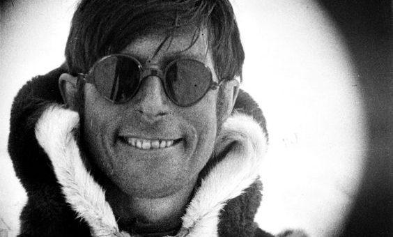 Polarforskeren Knud Rasmussen