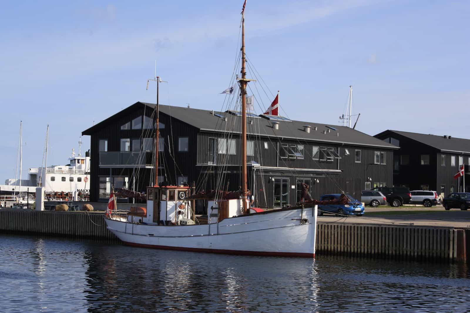 Kivioq-projektet – Foto fra KIVIOQs besøg i Hundested august 2017