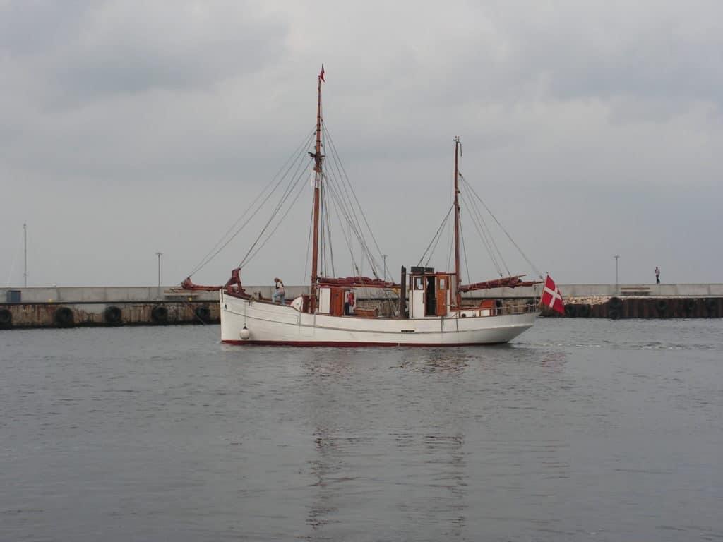 KIVIOQ returnerer til Aabenraa efter tre dages besøg i Hundested august 2017