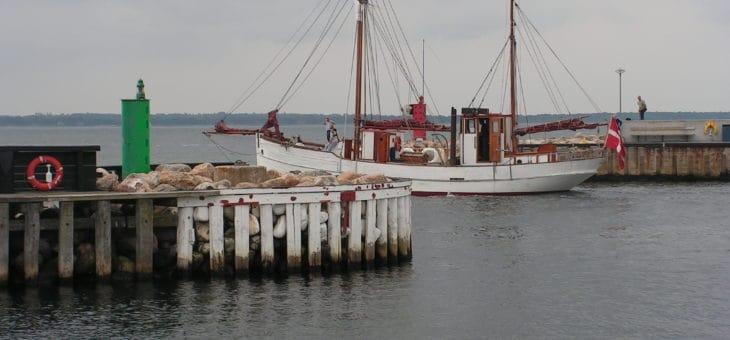 Hundested Havn bliver frihavn for træskibe