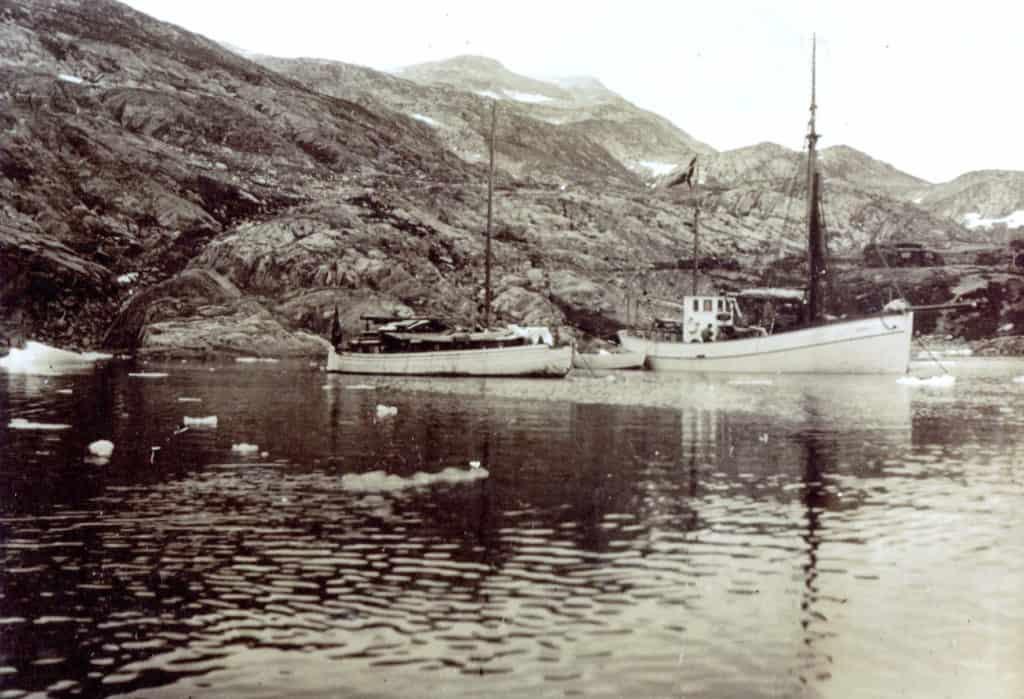 Kivioqs første ekspedition til Grønland - fotograferet af Niels Roos 07 kopi