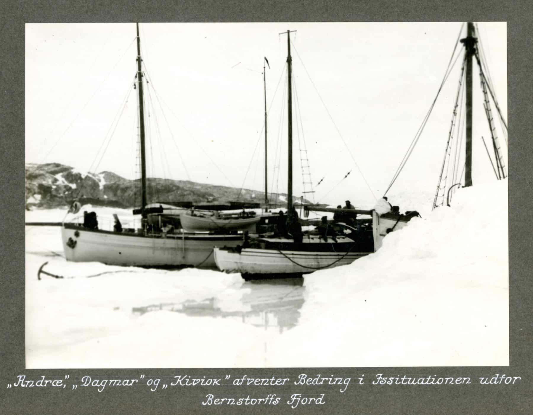 Kivioq foto fra Knud Rasmussen Arkivet - 4