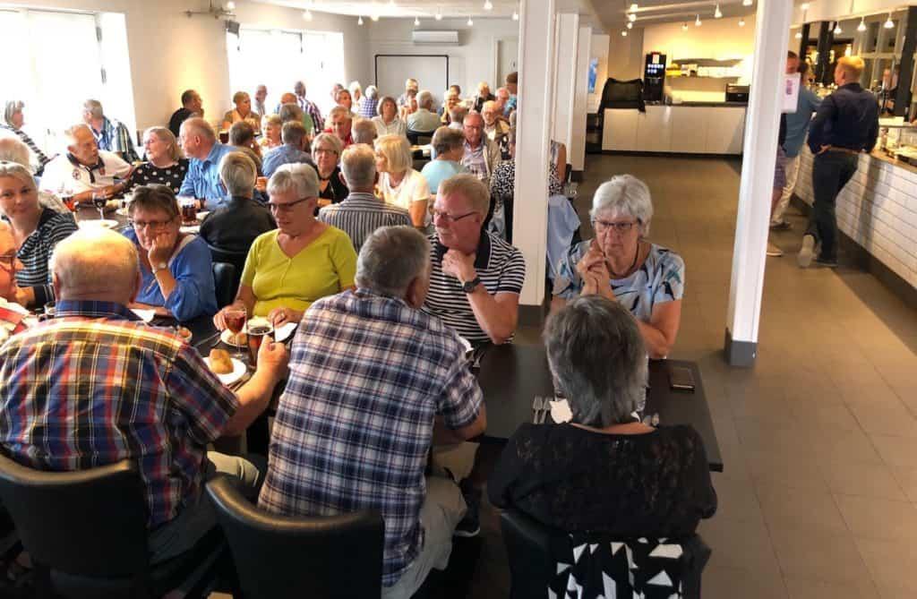 Halsnæs Avis læseraften om KIVIOQ-projektet