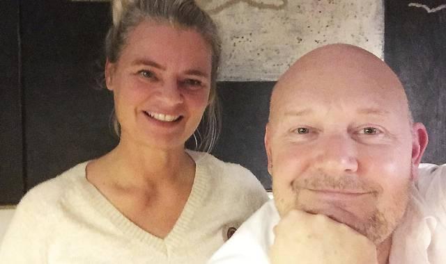 Charlotte Emanuelsen og Jens Hedingglæder sig til at åbne Spisehuset Knud i Hundested Havn til foråret