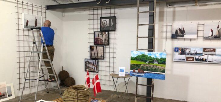 Åbner i dag: Træskibe som fotokunst